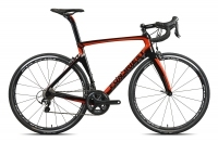 Fondriest TF2 Aero Black Vivid Red rozm M