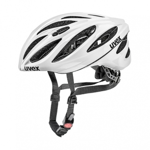 Kask Uvex Boss Race white