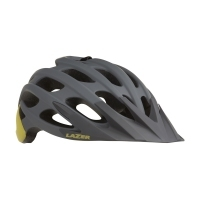 Kask Lazer Magma Mat Grey Yellow