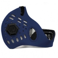 MASKA DRAGON SPORT II NAVY BLUE