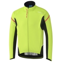 Bluza Shimano Performance Windbreak Neon Yellow